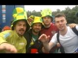 Бразильцы в Санкт-Петербурге