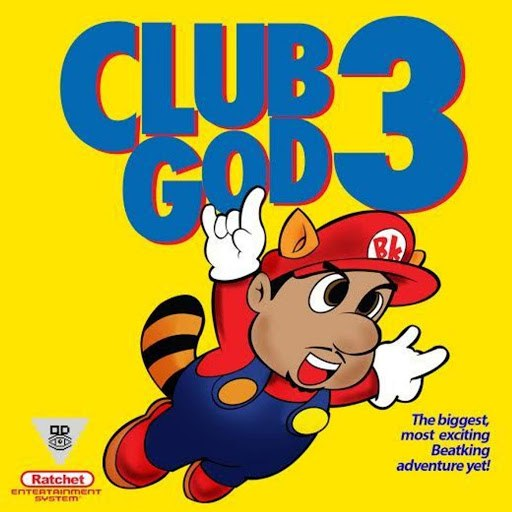Beatking альбом Club God 3
