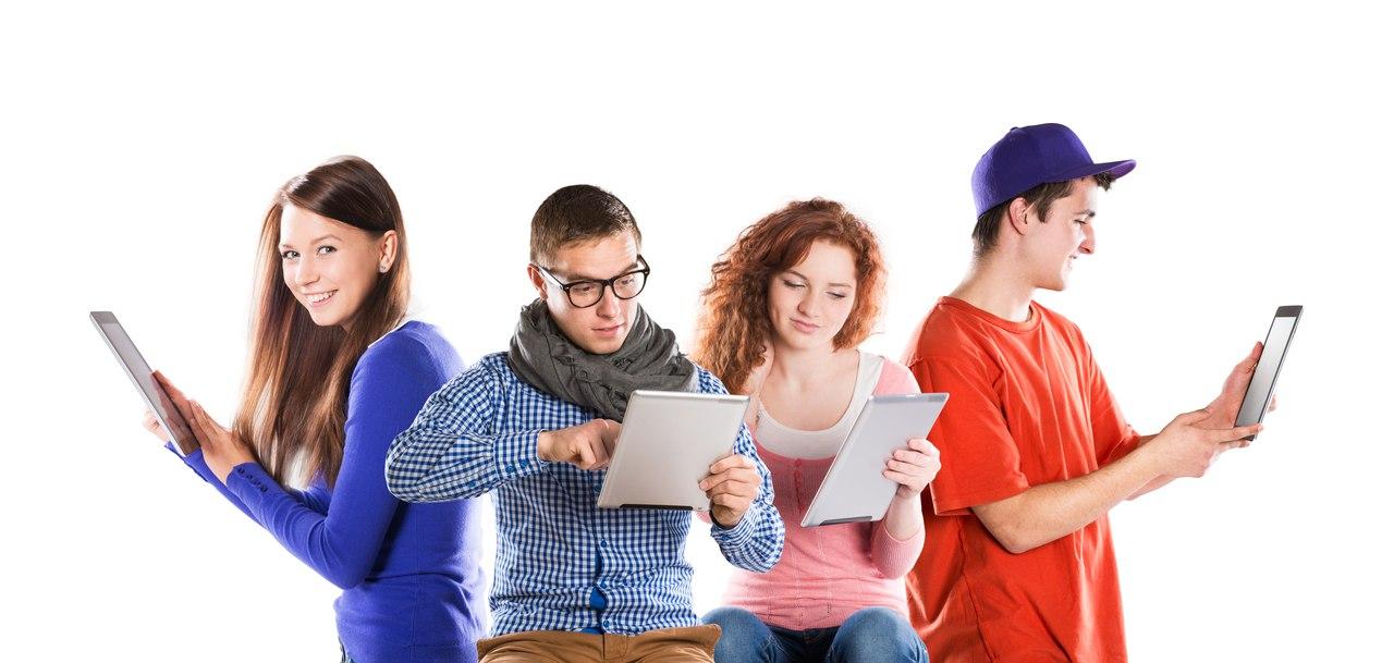 Молодежь и интернет картинки