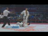 Komanov Aleksandar vs Radvila Kestutis   Финал - 90   Чемпионат Мира KWU 2017 в Екатеринбурге
