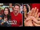 DAEnUnMinuto ¿El esposo de Ana Patricia se pone celoso de Sebastián Rulli