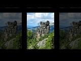 Смотри и думай.История 46.Каменный город.Megaliths In Siberia.The city of stone.Ergaki.