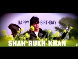 Happy birthday, Shahrukh Khan!