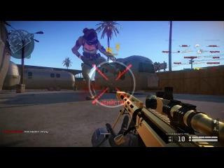 Warface  Second Frag Movie Sniper