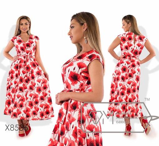 Платье № х8536
