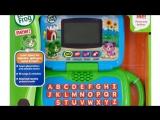 Видео обзоры игрушек - Ноутбук LeapTop