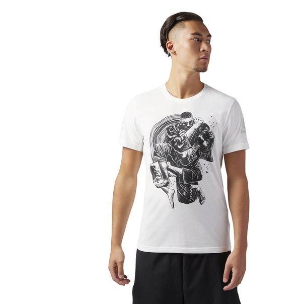 Спортивная футболка Combat x GG Jiu Jitsu