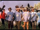 Д'Артаньян и три мушкетера. 3 серия