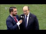 Declaraciones presidente tras el Sevilla FC Femenino 3-1 Madrid CFF 290418