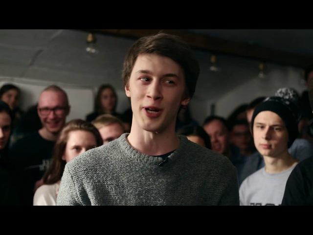 Vyshka Rhymes 6: Жуков vs MC Граймши.