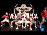 VENTE PA CA / Anna Bedenyuk REGGAETON Choreography