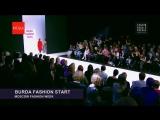 Неделя Моды в Москве 2017 ( Moscow Fashion Week) / Burda Fashion Start  2017