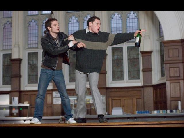 «Убийства в Оксфорде» (2007): Международный трейлер