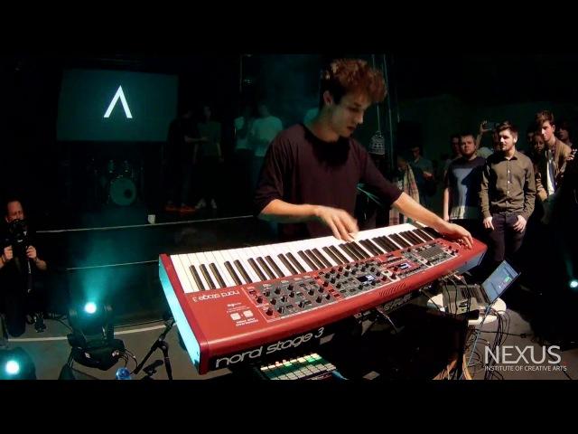 Le Bleury - Anomalie LIVE at Nexus ICA
