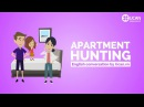 Learn English Conversation: Lesson 24. Apartment Hunting