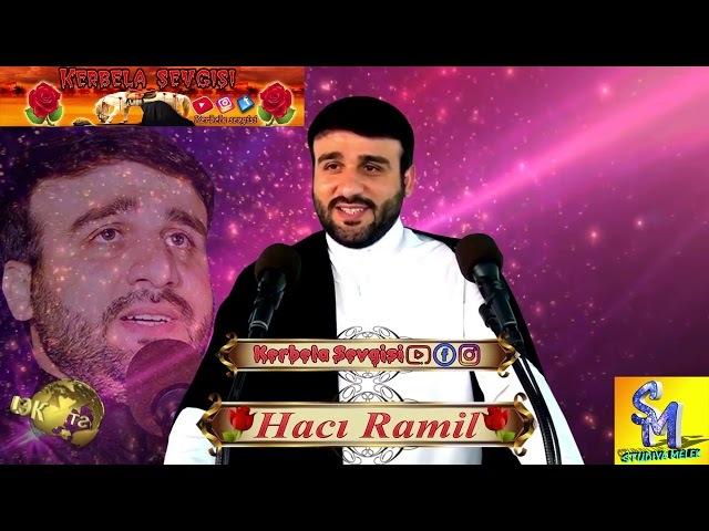 Hacı Ramil Zəmanəmiz Üçün Çox Təsirli Moizə (2o18)