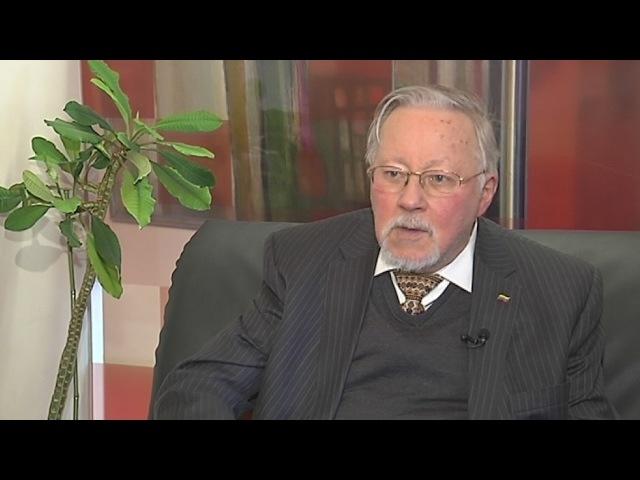 Profesorius Vytautas Landsbergis Lietuvos istorikai dabar jaučiasi nepatogiai