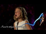 Jackie Evancho - House of Flying Daggers (Lovers Theme)