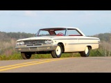 Ford Galaxie 500 Factory Lightweight 1963