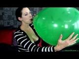 free clip: Jeanette (HOL 078) - sensual blow2pop green u16