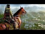 GHOST OF TSUSHIMA Trailer (NEW Open World Samurai Game) 2018