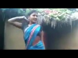 South Indian Girl hidden Dance at Home in Saree, You must Watch