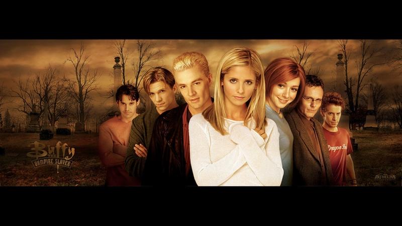Баффи – истребительница вампиров / Buffy the Vampire Slayer / 3 сезон / серии 9 по 16