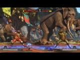 15 минут геймплея Injustice 2 с участием Черепашек-ниндзя