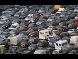 Москва: тротуары раcширяли для бизнеса