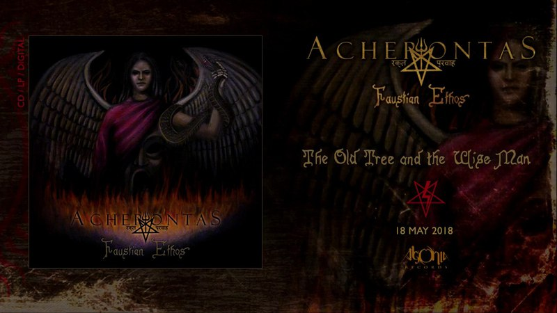 ACHERONTAS - The Old Tree And The Wise Man (Official Track Stream)
