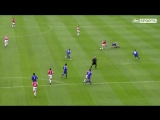 Walcotts first goal for Arsenal