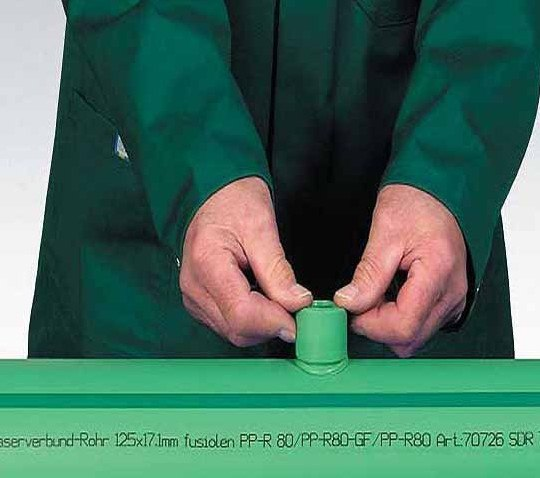 Сварка пластиковых труб своими руками, изображение №6