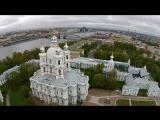 Санкт-Петербург Смольный Собор _ St. Petersburg Smolny Cathedral