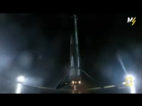 Эмоции Илона Маска в момент запуска ракеты Falcon 9 [Рифмы и Панчи]