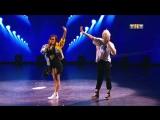 Танцы: Ильдар Гайнутдинов и Юля Гаффарова (сезон 4, серия 21)