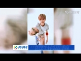 180411 LuHan @ The 1st Football Class Promoting Video