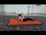 Упражнение на ПРЕСС, косые мышцы живота (3 варианта)