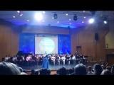 Международный конкурс исполнителей на духовых и ударных инструментах