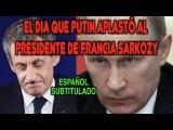 El dia que Putin aplast