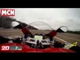Скоростные испытания Ducati Panigale V4 S
