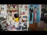 Просто моя комната, ничего необычного🌚