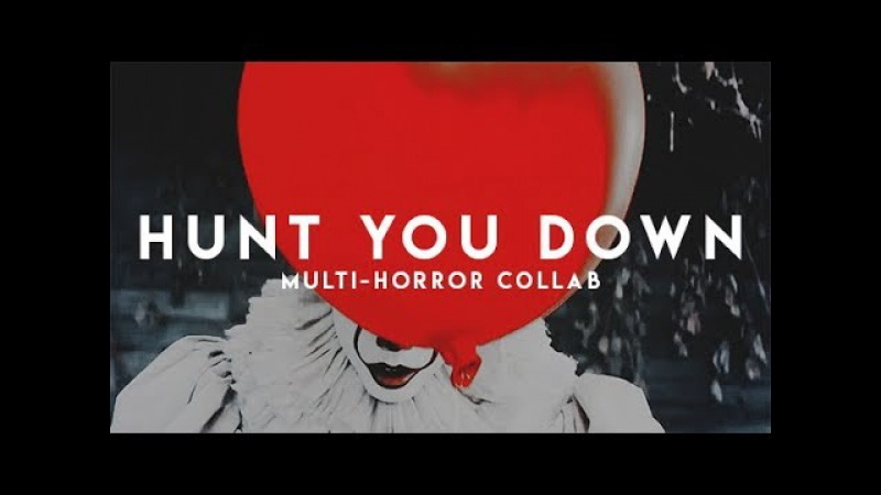 Multi-Horror Halloween Collab | Hunt You Down