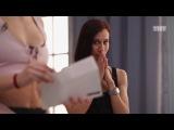 Танцы: Юля Косьмина и Юля Гаффарова - Наикрутейшая тёлка (сезон 4, серия 19)