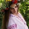 Славянская одежда   Платья в русском стиле.