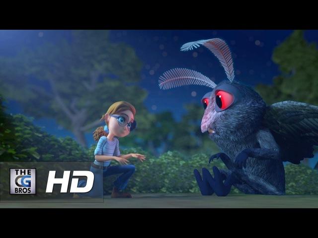 CGI 3D Animated Short Attack of the Mothman - by Meg, Catrina, Khalil