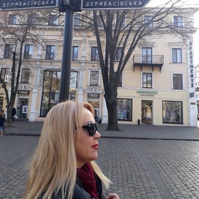 Наталия Власенко