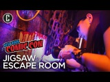 Jigsaw Escape Room - NYCC 2017