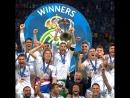 """""""Реал"""" поднимает кубок Лиги чемпионов"""
