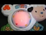 Видео обзоры игрушек - Ночник музыкальный