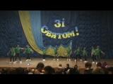 Хип-хоп, Мария 5 с лева, та которая прыгает перевороты в середине танца)